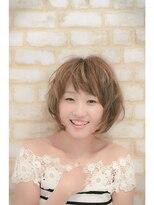 ファミーユ ヘア(Famille Hair)スタイリング簡単☆カジュアルショート