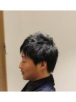 アクロヘアルーム(acro hair room)大人男子のショート
