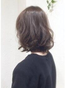 ボヌールヘア(BONHEUR HAIR)ボヌールヘアー綾瀬【鉄留 信一】☆黒髪マッシュボブディ☆