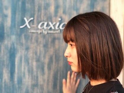 シースアクシア(X axia)の写真