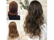 ミックリンク 横須賀中央店(mic link)の雰囲気(扱いやすい髪へ♪Rカラーで艶髪&ハリ、コシ感、色持ちアップ♪)