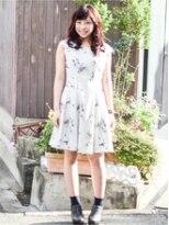 イーマ 天王寺店(iima)『iima』ピンクショコラブラウン×甘めミディアム