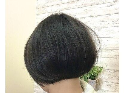 ヘアーデザイン キューブ(hair design cube)の写真