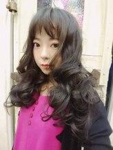 ヘアーメイク ロコ エクステンションズ 亀戸店(Hair make ROCO Market etensions)ゆるふわデジタルパーマ 3,800円~出来ます