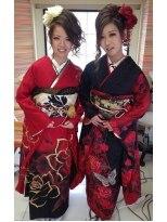 成人式の成人式用2コ1セット☆2014画像