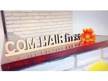 コムヘアーファースト (COM HAIR first)の雰囲気(横須賀線【衣笠駅】より徒歩3分!)