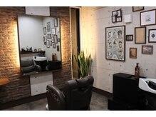 グルーミングヘアー イッサ(Grooming Hair ISSA)の雰囲気(ゆったりスペースの個室で、寛ぎの時間を。)