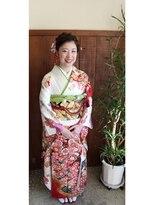 桜デコ(DECO)成人式2016