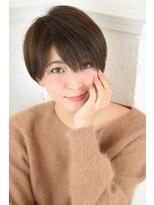 ソース ヘア アトリエ(Source hair atelier)【Source】モテ髪ショート