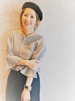 ヌーヴ(n.v.)の写真/【京都駅すぐ☆】女性目線の「キレイ・可愛い」をご提案☆いつもきれいな美フォルムで褒められヘアに♪