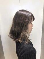 ヘアサロン ドット トウキョウ カラー 町田店(hair salon dot. tokyo color)【White beige】インナーカラーカラーリスト田中 【町田】