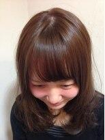 モイヘアーデザイン(moi hair design)シルキーバイオレット