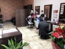 ヘアカラーカフェ 大田店(HAIR COLOR CAFE)の雰囲気(セルフブロー席でも丁寧にご説明させて頂きます。)