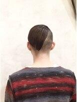 ローグヘアー 板橋AEON店(Rogue HAIR)Rogue HAIR 板橋AEON店♪アシンメワイルドツーブロック♪
