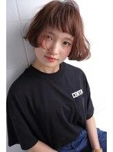ハロ (Halo hair design)ゆる甘フレンチボブ