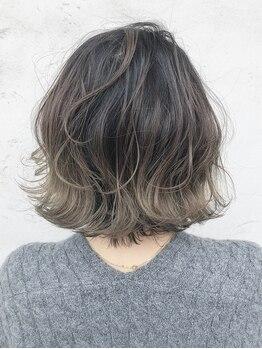 ナーリー(GNARLY Hair Design)の写真/【海老名】ずっと頼りたいと思わせる高い技術力◎ベテランスタイリスト2名のホッとくつろげる私の隠れ家♪