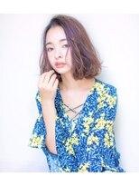ロンドフルール 大宮東口(Lond fleur)【Lond fleur】大人かわいいスリークボブ
