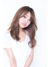 シャルム(charme)2016 charme summer feather long