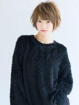 リル ヘアーデザイン(Rire hair design)【Rire-リル銀座-】小顔☆マッシュショート