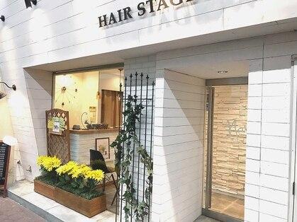 ヘアーステージ ナウ(HAIR STAGE NOW)の写真