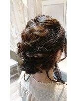 ヘアー カラー キー(HAIR color KEY)『クラシックな編み込み』おでかけセット