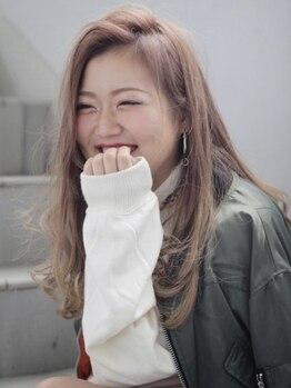 ルチア ヘア カバナ(Lucia hair cabana)の写真/[元町駅・BALスグ] 学割あり/カット+フルカラー¥4000★周りと差がつく旬色カラーで気分一新♪