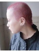 リュト(Lute)バズカット × ピンク