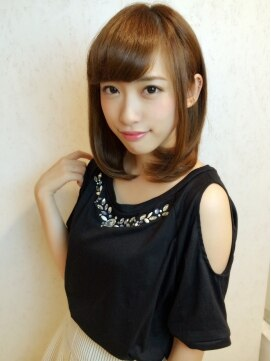 ジールヘアー(zeal hair)Mature Medium cute