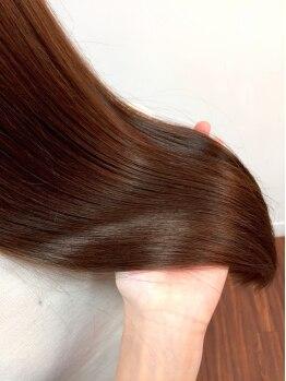 髪質改善・オーダーメイド艶髪ヘアエステ シャンティー(Chantilly)の写真/髪の悩み・傷み、諦めていませんか?繰り返すほど輝く艶髪へ…《髪質改善》オーダーメイド艶髪ヘアエステ