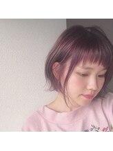 ソラヘアー(SORA hair)ショートスタイル
