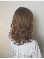 フレア ヘア サロン(FLEAR hair salon)前上がり☆愛されロブ