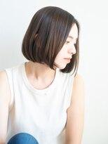 アンティ(ANTI)【ANTI】《MASA》シンプルオシャレ似合わせワンレンボブ★☆