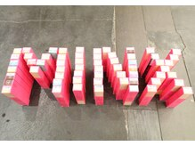 MINXオリジナルのカラーリング技術!!#アディクシー #アドミオカラー #オーガニック#グラデーションカラー