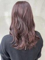 ソース ヘア アトリエ(Source hair atelier)【SOURCE】トワイライトピンク