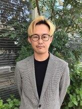 シム ヘア カナゾノ(C.I.M hair kanazono)柴田 恵一