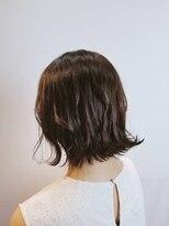 フレア ヘア サロン(FLEAR hair salon)切りっぱなしボブ☆