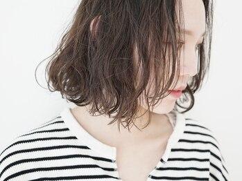 """シイノ(Siino)の写真/アイロンだけでは表現できない""""こなれ""""ヘア◇髪のパサつきは、コスメパーマでしっとりとお仕上げ致します♪"""