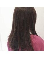 ヘアーエスクールエミュ(hair S. COEUR emu)ナチュラルベージュカラー