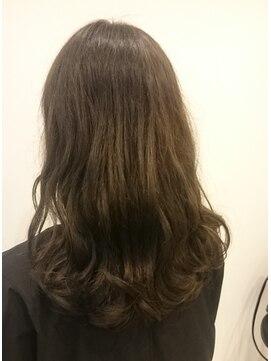 ソイル ヘアー(soil hair)マットアッシュ