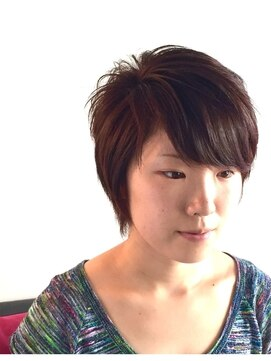 ヘアーカーブ(haircarve)haircarve新色☆シナモンアッシュベージュ