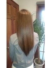 ヘアーショップ オズ(hair shop oz)サラサラストレート