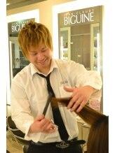 ジャンクロードビギン 目黒店(JEAN CLAUDE BIGUINE)塚原 直樹