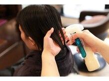 縮毛矯正剤をつける前の準備が大切!トリートメントでの髪の毛のケア