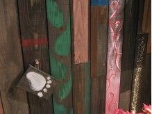 セジュ(Sezyu)の雰囲気(元々絵を描くのが好きで、壁を好きなように描いて作りました。)