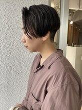 ページヘアー(PAGE HAIR)ハンサムショート