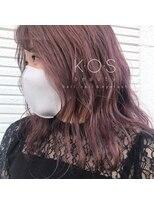 ケーオーエス(KOS beauty hair, nail & eyelash)シアーラベンダー