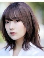 カインド 南青山(hair&make up KIND)くびれレイヤースタイル