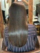 ヘアメイクルーボ(HAIR MAKE Lu bo)『Lu-bo髪質改善ストレートNo.1』 【早稲田】
