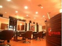 フリップ ヘア(FLIP HAIR)の雰囲気(座り心地が良いイスや可愛い雑貨などオーナーのこだわりたっぷり)