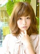 デジタルパーマのThis collection MEDIUM☆ふわふわミディーは鉄板で可愛い1☆画像